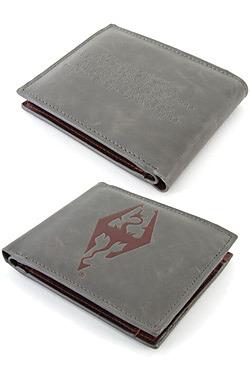 Einfach und sicher online bestellen: The Elder Scrolls Skyrim Geldbeutel Dragonborn in Österreich kaufen.