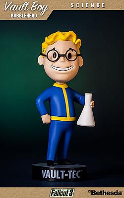 Einfach und sicher online bestellen: Fallout Wackelkopf-Figur Vault-Boy Science in Österreich kaufen.