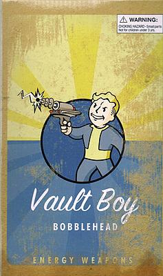 Einfach und sicher online bestellen: Fallout Wackelkopf-Figur Vault-Boy Energy Weapon in Österreich kaufen.
