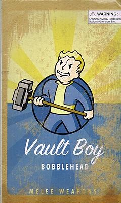 Einfach und sicher online bestellen: Fallout Wackelkopf-Figur Vault-Boy Melee Weapons in Österreich kaufen.