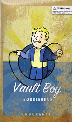 Einfach und sicher online bestellen: Fallout Wackelkopf-Figur Vault-Boy Endurance in Österreich kaufen.
