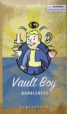 Einfach und sicher online bestellen: Fallout Wackelkopf-Figur Vault-Boy Perception in Österreich kaufen.