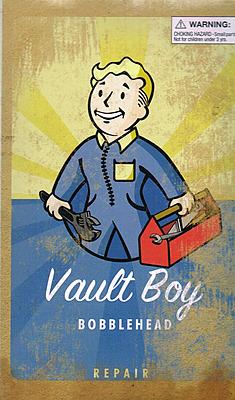 Einfach und sicher online bestellen: Fallout Wackelkopf-Figur Vault-Boy Repair in Österreich kaufen.