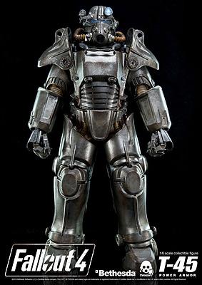 Einfach und sicher online bestellen: Fallout 4 Action Figur T-45 Power Armor 1/6 in Österreich kaufen.