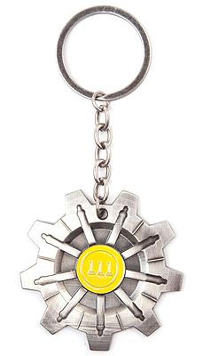 Einfach und sicher online bestellen: Fallout 4 Schlüsselanhänger Vault 111 in Österreich kaufen.