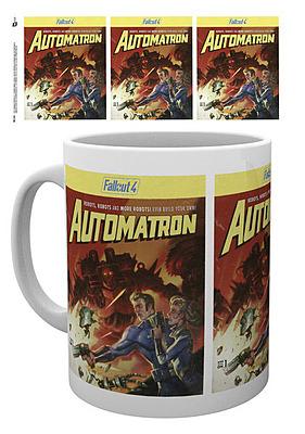 Einfach und sicher online bestellen: Fallout 4 Tasse Automatron in Österreich kaufen.