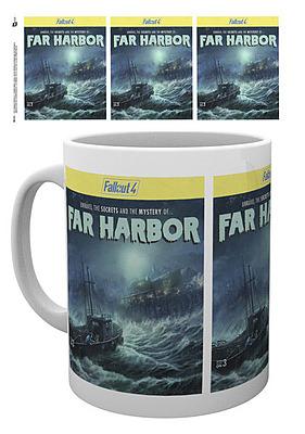 Einfach und sicher online bestellen: Fallout 4 Tasse Far Harbor in Österreich kaufen.