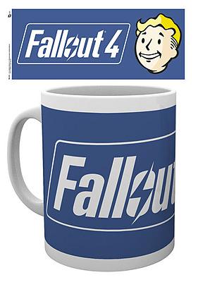 Einfach und sicher online bestellen: Fallout 4 Tasse Logo in Österreich kaufen.