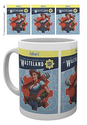 Einfach und sicher online bestellen: Fallout 4 Tasse Wasteland Workshop in Österreich kaufen.