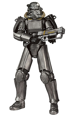 Einfach und sicher online bestellen: Fallout Legacy Collection Actionfigur Power Armour in Österreich kaufen.