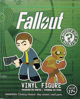 Einfach und sicher online bestellen: Fallout Mystery Mini in Blindbox in Österreich kaufen.