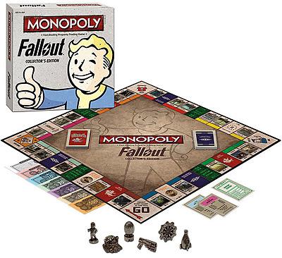 Einfach und sicher online bestellen: Fallout Monopoly Collectors Edition (Englisch) in Österreich kaufen.