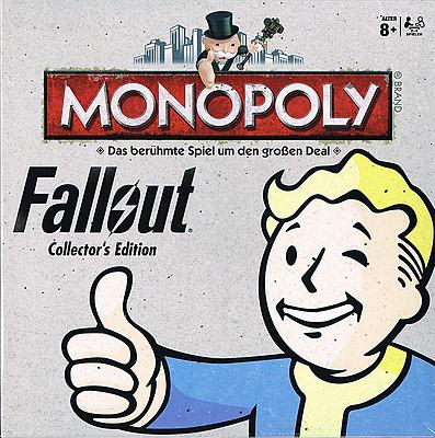 Einfach und sicher online bestellen: Fallout Monopoly Collectors Edition in Österreich kaufen.