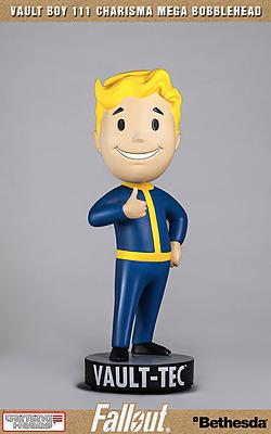 Einfach und sicher online bestellen: Fallout 4 Mega-Wackelkopf-Figur Charisma in Österreich kaufen.