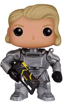 Einfach und sicher online bestellen: Fallout POP! Vinyl Figur Female Power Armor in Österreich kaufen.