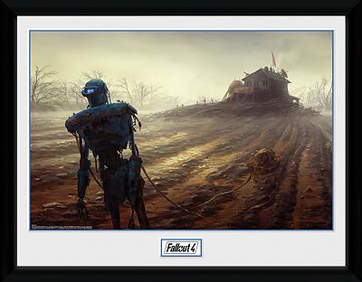 Einfach und sicher online bestellen: Fallout Poster Farming Robot in Österreich kaufen.