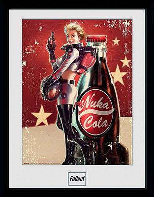 Einfach und sicher online bestellen: Fallout Poster Nuka Cola in Österreich kaufen.