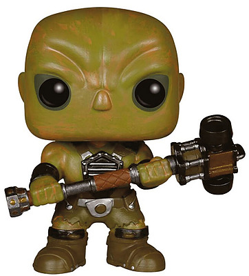 Einfach und sicher online bestellen: Fallout POP! Vinyl Figur Super Mutant in Österreich kaufen.
