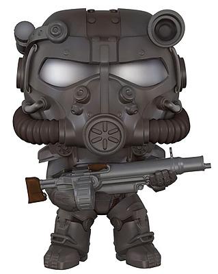 Einfach und sicher online bestellen: Fallout POP! Vinyl Figur T-60 Power Armor in Österreich kaufen.