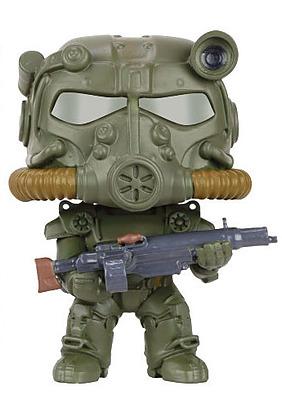 Einfach und sicher online bestellen: Fallout POP! Vinyl Figur T-60 Power Armor (Green) in Österreich kaufen.