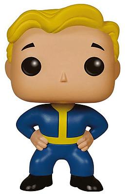 Einfach und sicher online bestellen: Fallout POP! Vinyl Figur Vault Boy in Österreich kaufen.