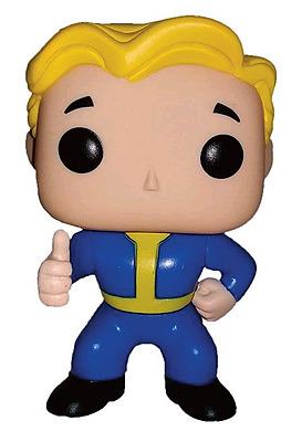 Einfach und sicher online bestellen: Fallout POP! Vinyl Figur Vault Boy Charisma in Österreich kaufen.