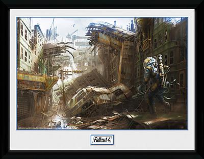 Einfach und sicher online bestellen: Fallout Poster Vertical Slice in Österreich kaufen.