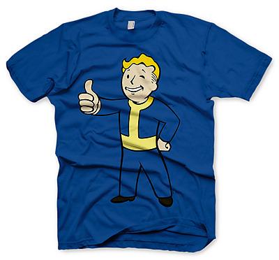Einfach und sicher online bestellen: Fallout T-Shirt Thumbs Up XL in Österreich kaufen.
