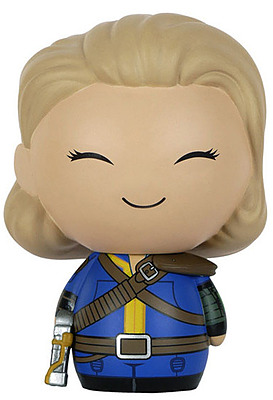 Einfach und sicher online bestellen: Fallout Dorbz Vinyl Figur Female Lone Wanderer in Österreich kaufen.