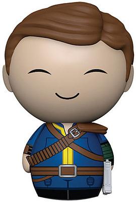 Einfach und sicher online bestellen: Fallout Dorbz Vinyl Figur Lone Wanderer in Österreich kaufen.