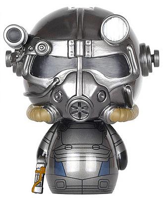Einfach und sicher online bestellen: Fallout Dorbz Vinyl Figur Power Armour in Österreich kaufen.