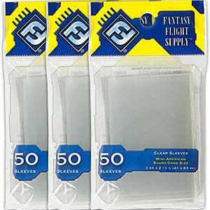 Einfach und sicher online bestellen: FFG-Hüllen 3-Pack Gelb US Mini 41x63mm in Österreich kaufen.