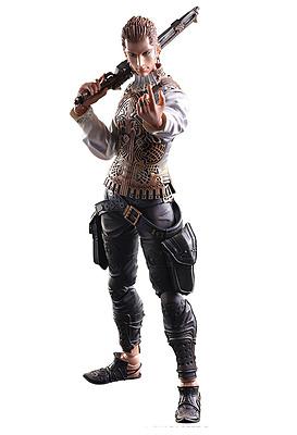 Einfach und sicher online bestellen: Final Fantasy XII Actionfigur Balthier in Österreich kaufen.