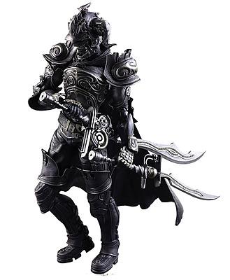 Einfach und sicher online bestellen: Final Fantasy XII Actionfigur Gabranth in Österreich kaufen.