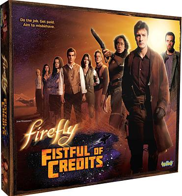 Einfach und sicher online bestellen: Firefly: Fistful of Credits Boardgame (US-Import) in Österreich kaufen.