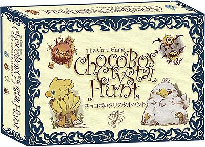 Einfach und sicher online bestellen: Final Fantasy Kartenspiel Chocobo's Crystal Hunt in Österreich kaufen.