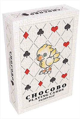 Einfach und sicher online bestellen: Final Fantasy Chocobo Spielkarten in Österreich kaufen.