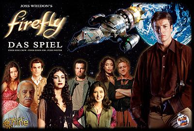 Einfach und sicher online bestellen: Firefly: Das Spiel Deluxe Version in Österreich kaufen.