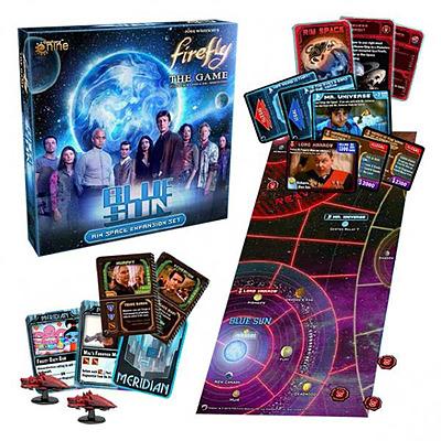 Einfach und sicher online bestellen: Firefly: The Game - Blue Sun Erweiterung (US) in Österreich kaufen.
