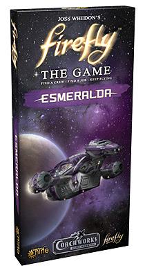 Einfach und sicher online bestellen: Firefly: The Game - Esmeralda Booster (US) in Österreich kaufen.