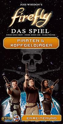 Einfach und sicher online bestellen: Firefly: Das Spiel Piraten und Kopfgeldjäger in Österreich kaufen.