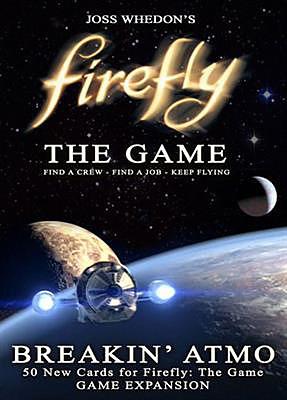 Einfach und sicher online bestellen: Firefly: The Game Breakin' Atmo Expansion (US) in Österreich kaufen.