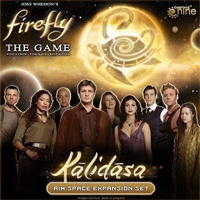 Einfach und sicher online bestellen: Firefly: The Game - Kalidasa Erweiterung (US) in Österreich kaufen.