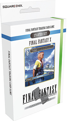 Einfach und sicher online bestellen: Final Fantasy Trading Card Game FFX Starter Set in Österreich kaufen.