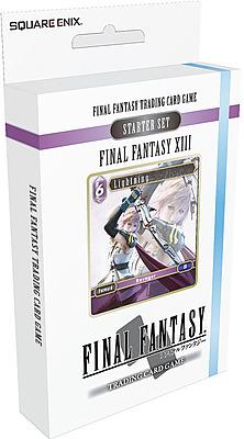 Einfach und sicher online bestellen: Final Fantasy Trading Card Game FFXIII Display in Österreich kaufen.