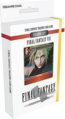 Einfach und sicher online bestellen: Final Fantasy Trading Card Game FFVII Starter Set in Österreich kaufen.