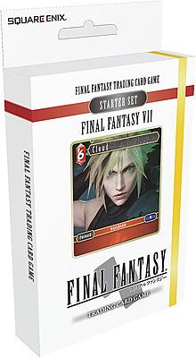 Einfach und sicher online bestellen: Final Fantasy Trading Card Game FFVII Display in Österreich kaufen.