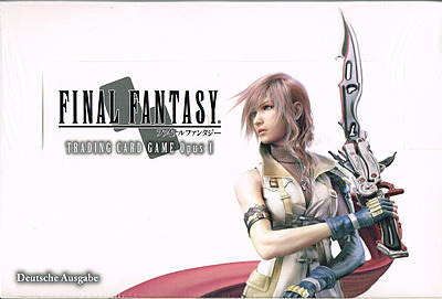 Einfach und sicher online bestellen: Final Fantasy TCG Opus 1 Booster Display in Österreich kaufen.