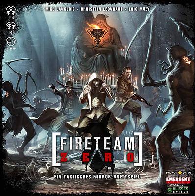 Einfach und sicher online bestellen: Fireteam Zero in Österreich kaufen.