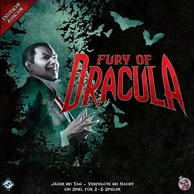 Einfach und sicher online bestellen: Fury of Dracula in Österreich kaufen.